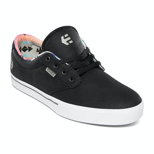 etnies Jameson 2 Eco Skate Shoe - Black/White/Navy