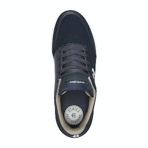 etnies Marana Skate Shoe - Navy/Tan