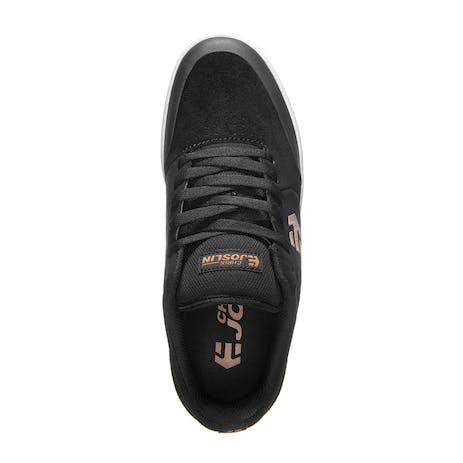 etnies Michelin Marana Chris Joslin Skate Shoe - Black/Tan