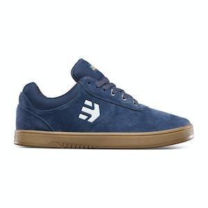 etnies Joslin Pro Skate Shoe - Navy/Gum/Yellow