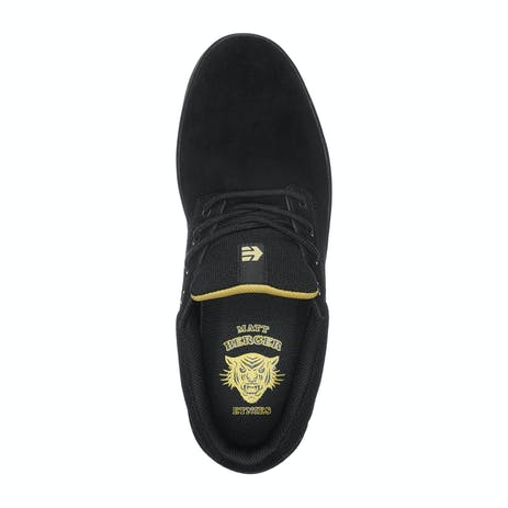 etnies Score Skate Shoe - Black/Yellow
