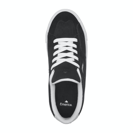 Emerica Temple Skate Shoe - Black
