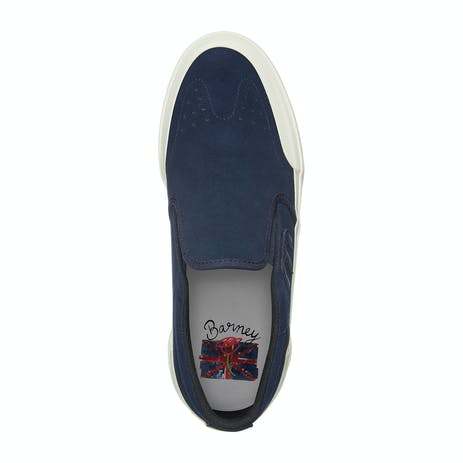 etnies Marana Slip XLT Skate Shoe - Navy