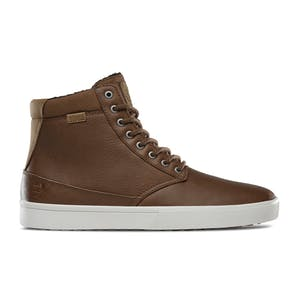 etnies HTW Winter Shoe - Brown / Tan / White