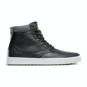 etnies x ThirtyTwo Jeremy Jones Jameson HTW Winter Shoe - Black/Grey/Yellow