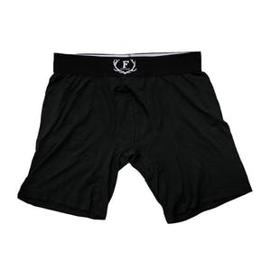 Faded Bamboo Underwear - Black
