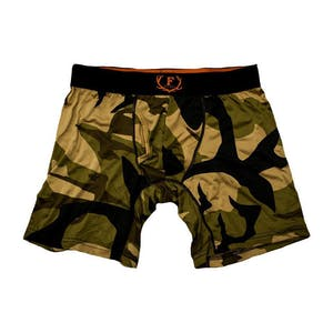 Faded Bamboo Underwear - Camo