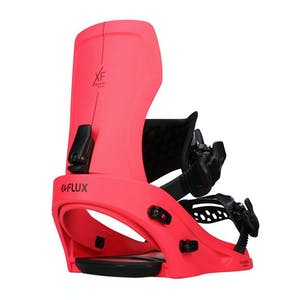 Flux XF Snowboard Bindings 2021 - Neon Red