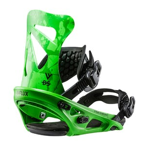 Flux DS Snowboard Bindings 2018 - Green
