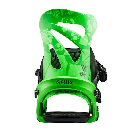 Flux DS Snowboard Bindings 2018 - Green