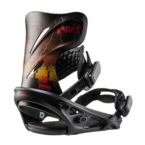 Flux DSW Snowboard Bindings 2018 - SDR