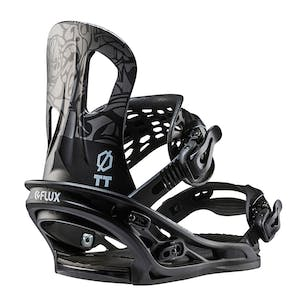 Flux TT Snowboard Bindings 2018 - Black