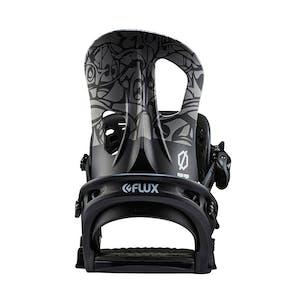 Flux TT Snowboard Bindings 2018 - Black