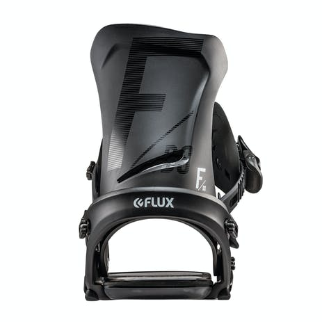 Flux DS Snowboard Bindings 2019 - Black