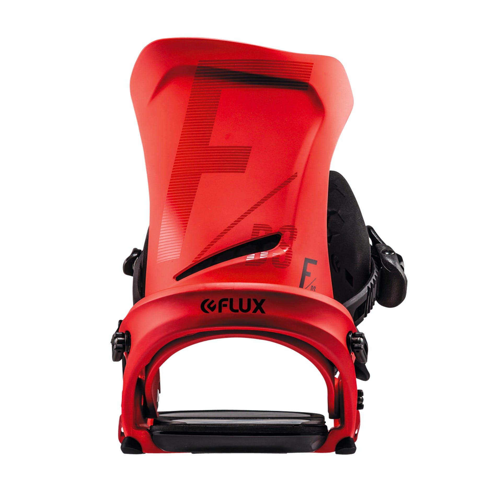 Flux DS Snowboard Bindings 2019 - Red