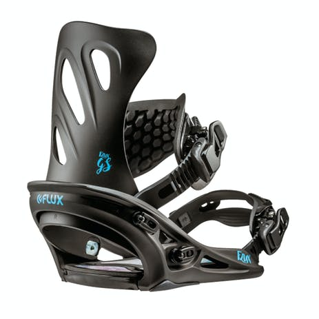 Flux GS Women's Snowboard Bindings 2019 - Black