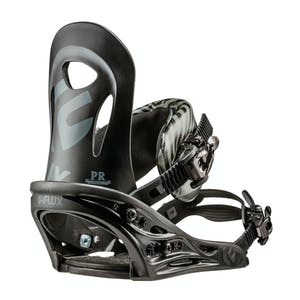 Flux PR Snowboard Bindings 2019 - Black