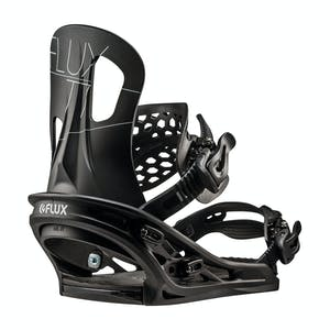 Flux TT Snowboard Bindings 2019 - Black