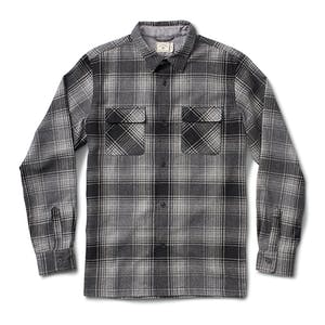 Fourstar Ombre Wool Flannel Shirt - Grey