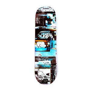 "GX1000 Graffiti Document [3] 8.38"" Skateboard Deck"