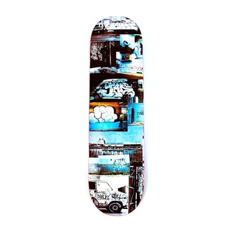 "GX1000 Graffiti Document [3] 8.38"" Skateboard Deck"