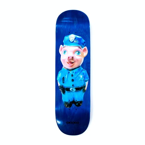 "GX1000 Pig [2] 8.5"" Skateboard Deck"