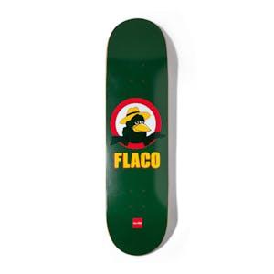 """Chocolate Perez Flacrow 8.38"""" Skateboard Deck"""