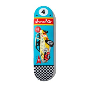 "Chocolate Perez Rally Car 8.38"" Skateboard Deck"