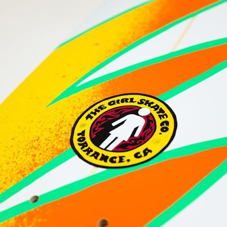 "Girl GSSC 9.0"" Skateboard Deck - Bannerot"