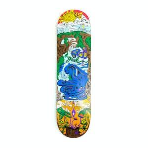 "Girl Bannerot We Must Visualize II 8.25"" Skateboard Deck"