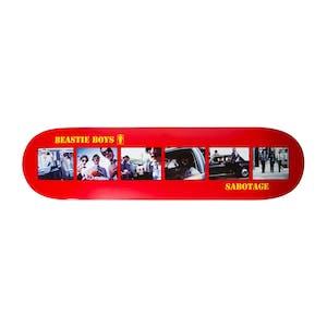 "Girl x Beastie Boys Sabotage 8.25"" Skateboard Deck"