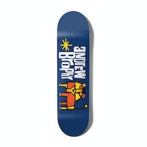"Girl Pictograph 8.0"" Skateboard Deck - Brophy"