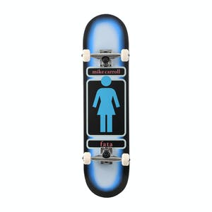 Girl Carroll 93 Til Complete Skateboard - Spray Fade