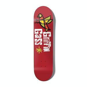 """Girl Pictograph 8.5"""" Skateboard Deck - Gass"""
