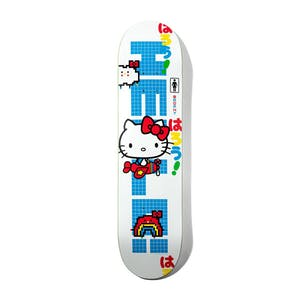"Girl x Hello Kitty Biebel 8.0"" Skateboard Deck"