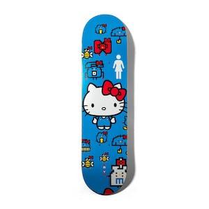 """Girl x Hello Kitty Malto 8.25"""" Skateboard Deck"""