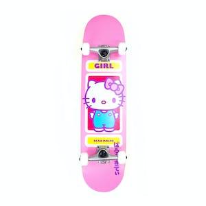 """Girl Malto Hello Kitty 8.0"""" Complete Skateboard"""