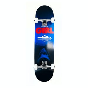 "Girl Malto Jaws 7.75"" Complete Skateboard"