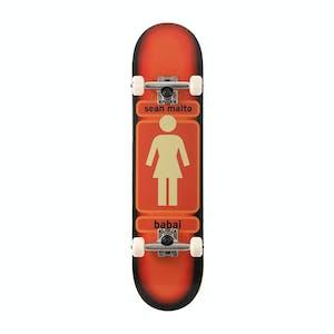 Girl Malto 93 Til Complete Skateboard - Spray Fade