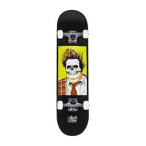 """Girl Skull of Fame 7.75"""" Complete Skateboard - McCrank"""