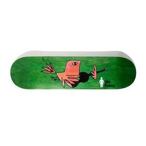"""Girl Pacheco Vinyl 8.125"""" Skateboard Deck"""