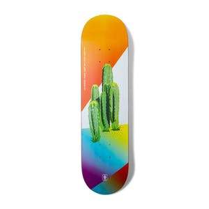 "Girl Kennedy Psychedelic Plants 8.25"" Skateboard Deck"
