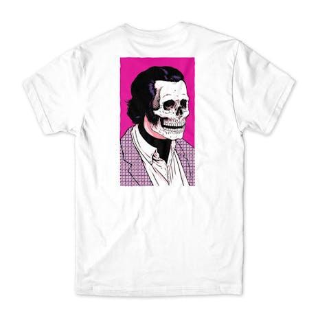 Girl Skull of Fame T-Shirt - White