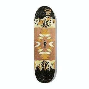 "Girl x Volcom Bannerot Love Seat 9.0"" Skateboard Deck"