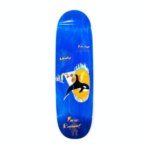 """Girl Bannerot We Must Visualize 9.0"""" Skateboard Deck - Love Seat"""