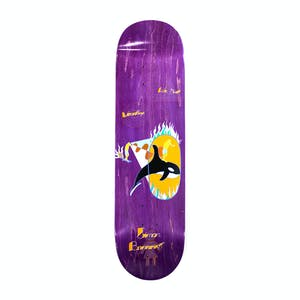 """Girl Bannerot We Must Visualize 8.25"""" Skateboard Deck"""