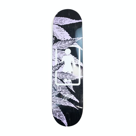 Girl Smoke Session Skateboard Deck - Wilson