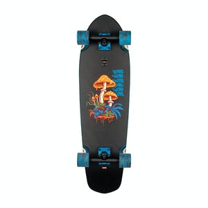 "Globe Big Blazer 32"" Cruiser Skateboard - Nature Walk/Blue"