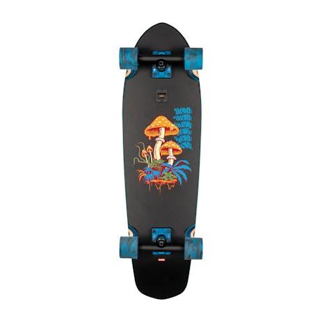 "Globe Big Blazer 32"" Cruiser Skateboard - Nature Walk/Blue"