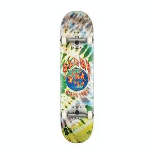 """Globe G1 Ablaze 7.75"""" Complete Skateboard -Tie Dye"""